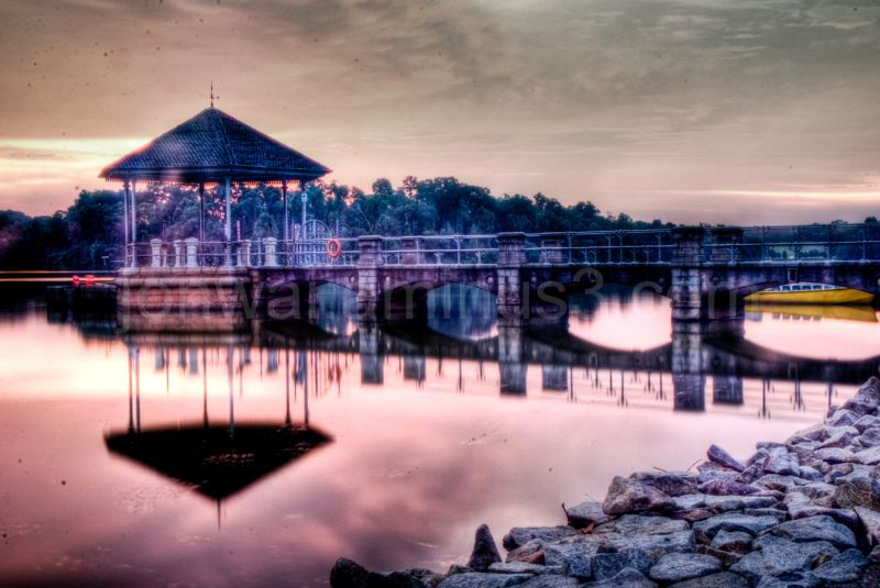 Reservoir Bridge