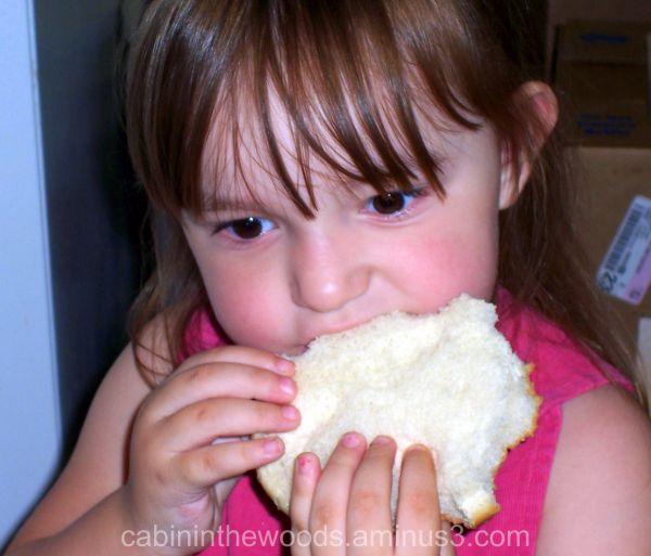 Little Bread Muncher