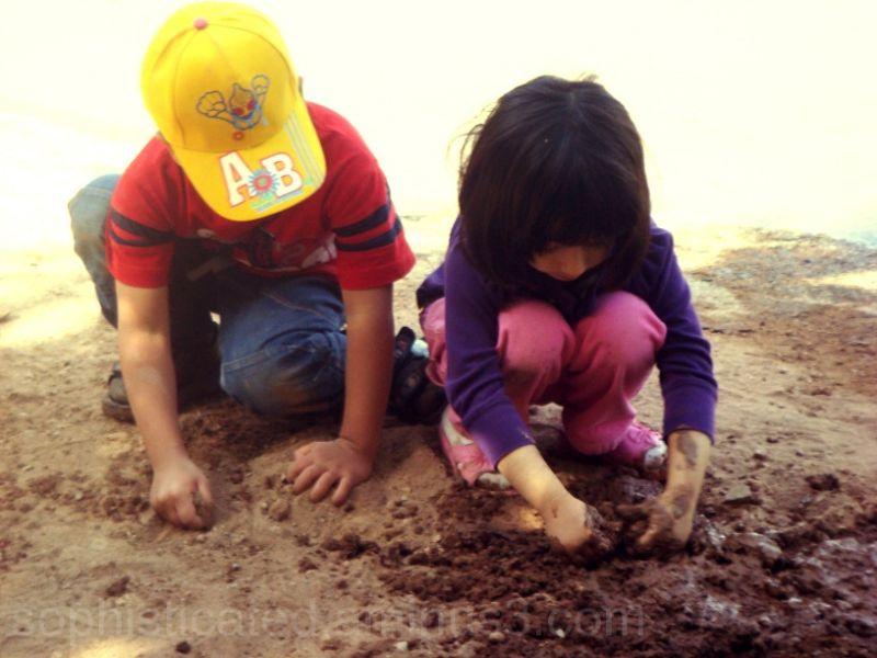 Sweet world of kids!
