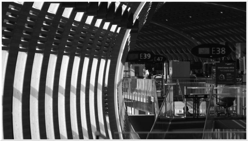 Terminale E, CDG