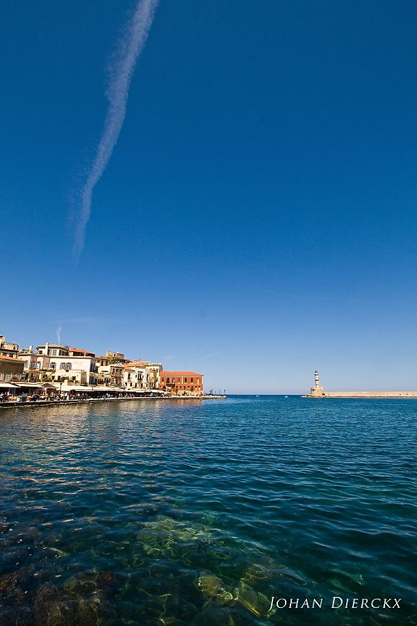Chania old harbour #1
