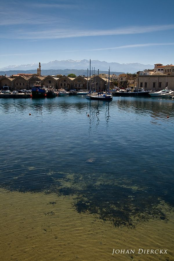 Chania old harbour #2