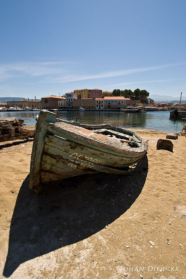 Chania old harbour #3