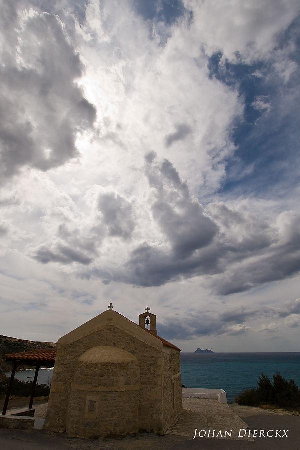 Crete 2010  #8 Pitsidia - Chapel