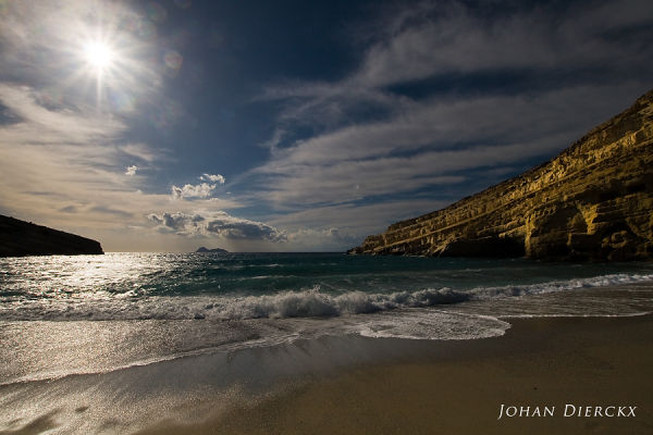 Crete 2010 #9 Matala beach