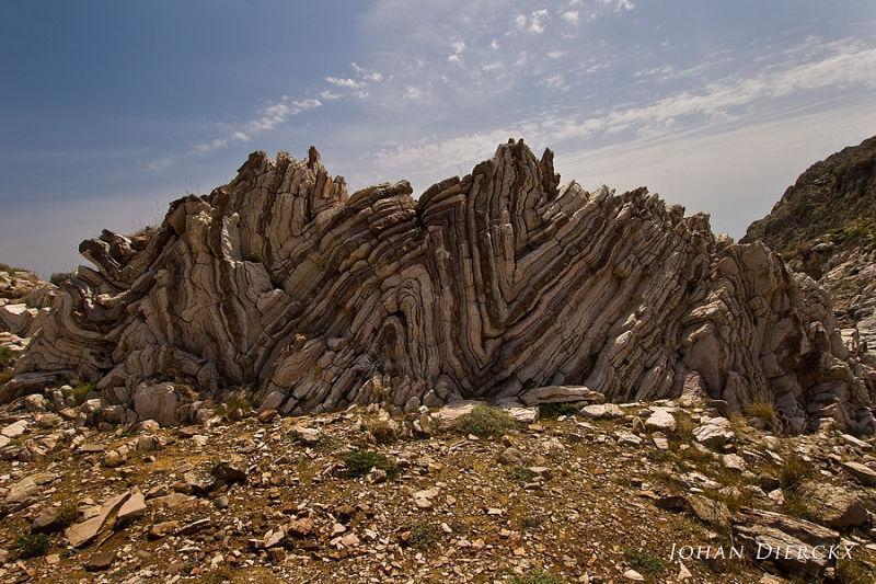 Crete 2010 #11  Agios Pavlos - geology