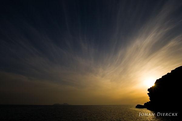 Crete 2010 #14  Aghia Galini - Sunset