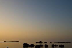 Crete 2010 #31  Chania sunset
