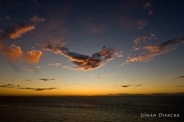Cap Gris-Nez: sunset