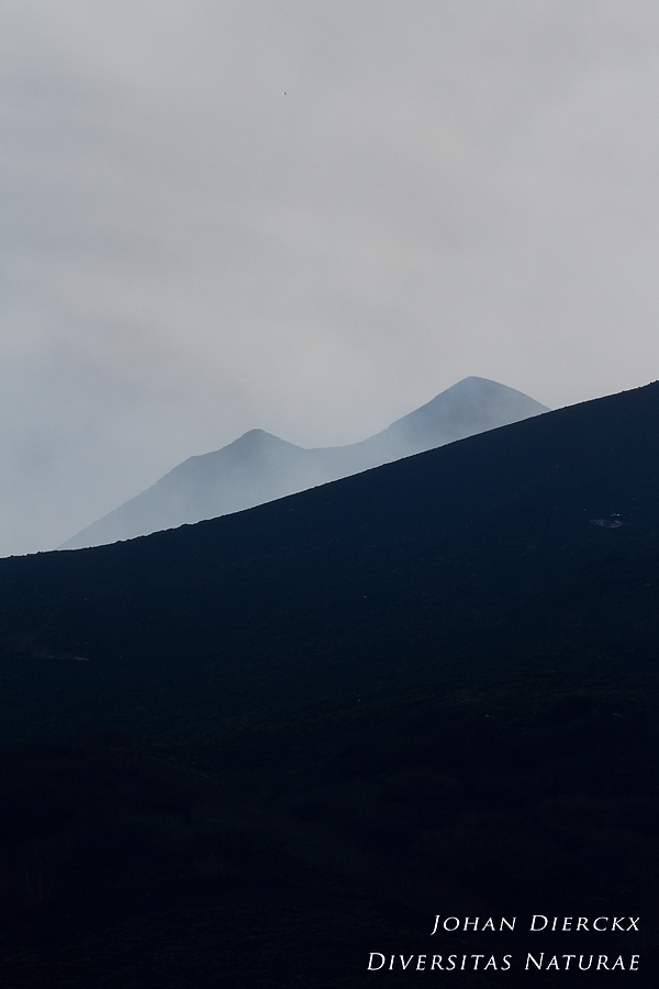 Mount Etna - Summit craters