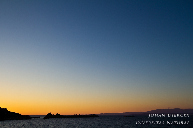 Santa Teresa Gallura - after sunset