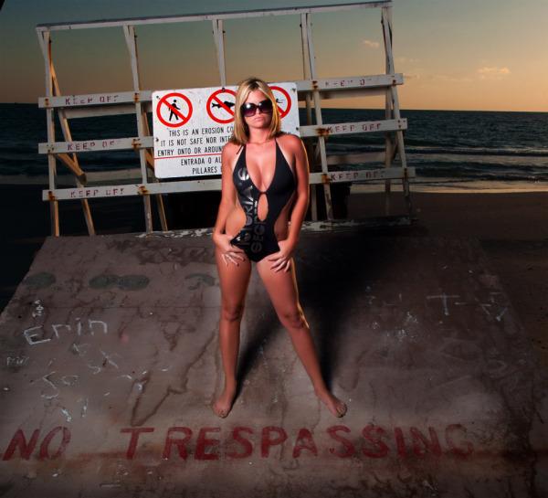 No Trespassing...Keep Off