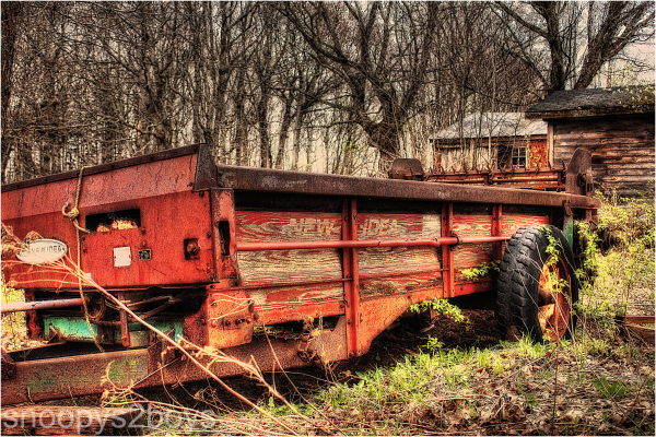 The Old Spreader