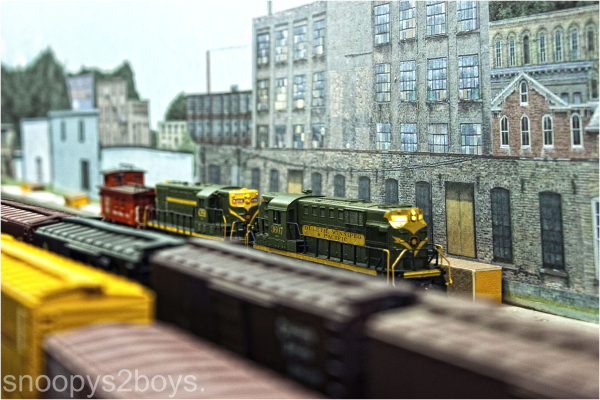 Life In The Railyard