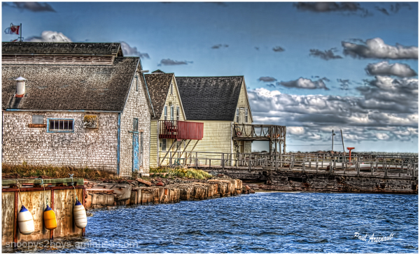 The Old Wharf....