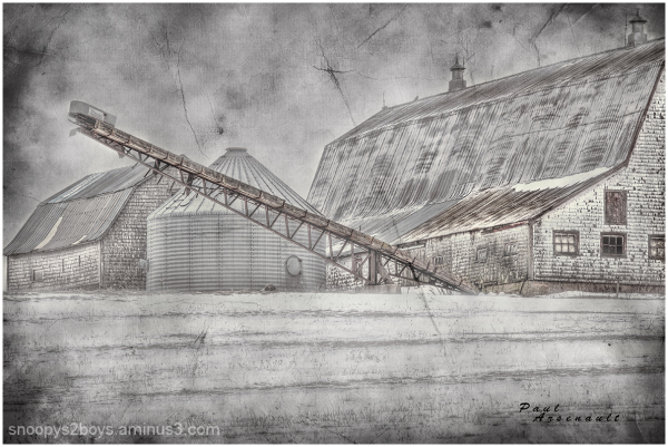 Another Old Barn.........