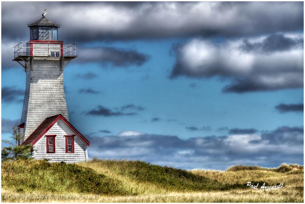 light house old pei