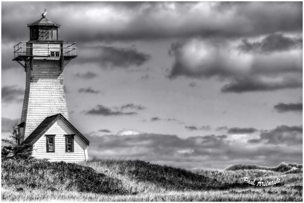 Dark Day At The Lighthouse.....