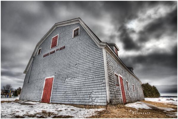 The Old Farm......
