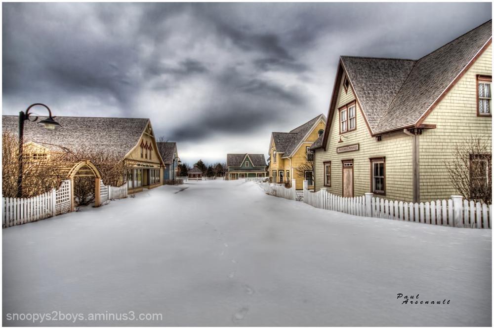 Avonlea Village.....