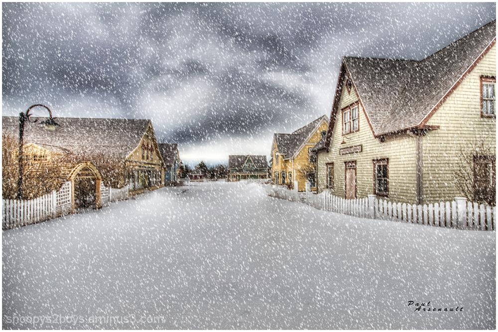 Avonlea Village ........