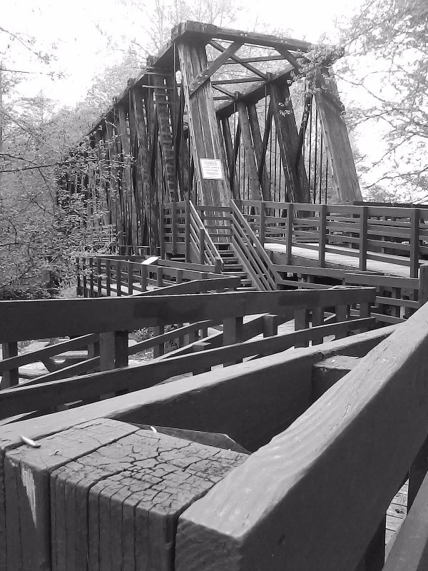 Dungeness Bridge