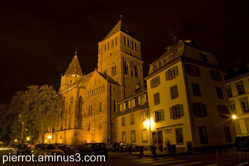 Strasbourg - Eglise Saint Thomas