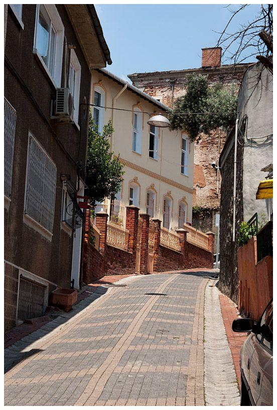 İlhan Sokak - Beşiktaş