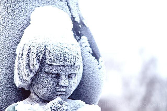 Little Snow Buddha Girl