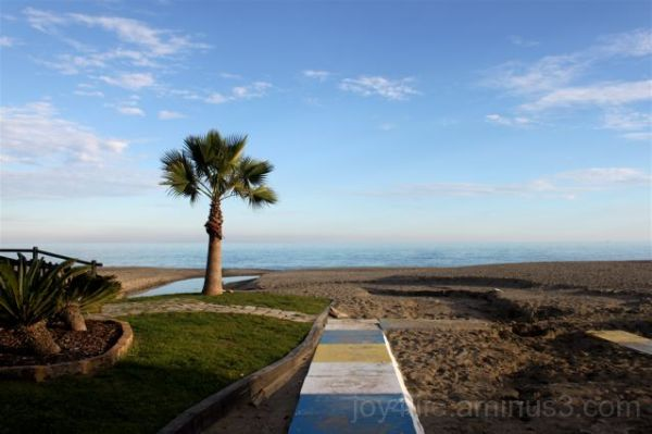 Torremolinos beach 2