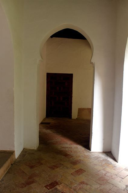 Alhambra Life Stories; If Doors Could Tell....