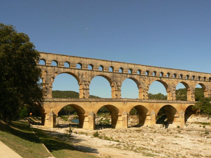 Pont du Gard ,Remoulins