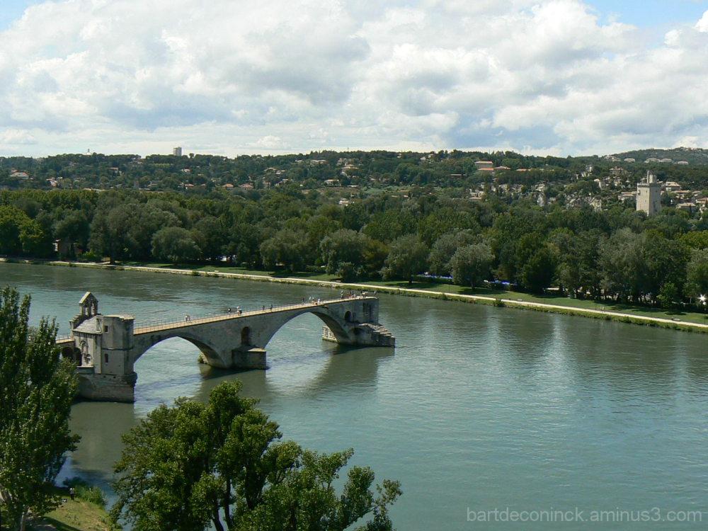 Sur le pont ....