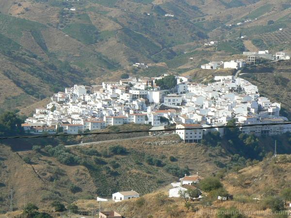 Almachar, Andalucia