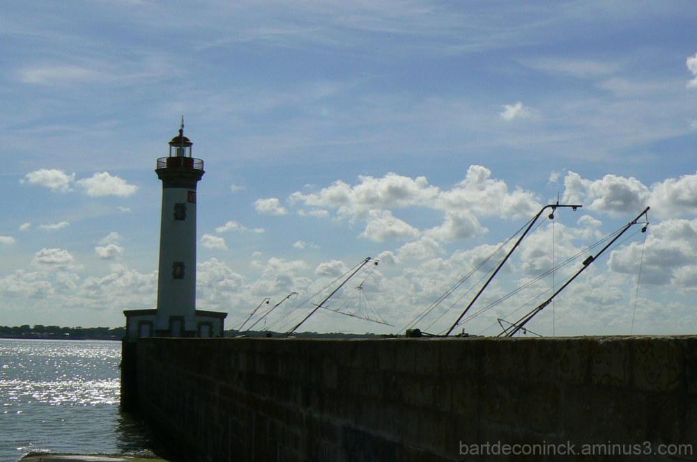 Lighthouse St-Nazaire