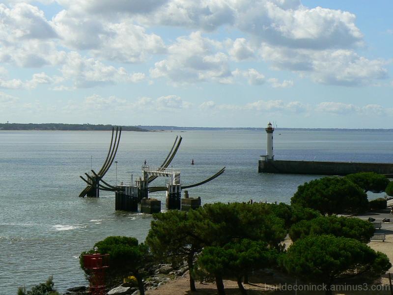 le port de St-Nazaire
