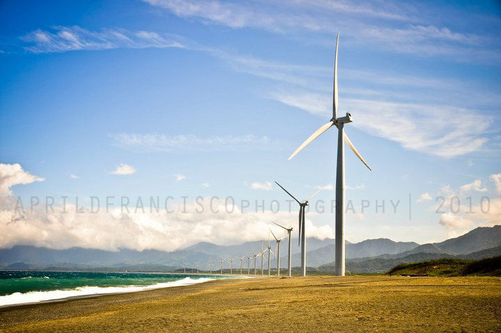 Bangui Wind Mill