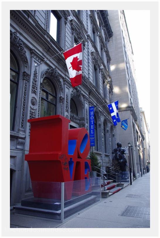 love de Montréal
