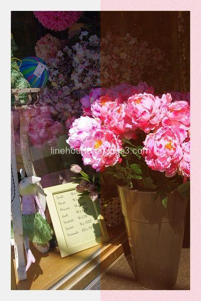 fake flowers ~