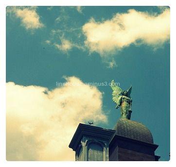un ange {