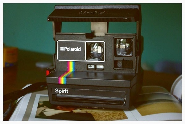 I love Polaroid