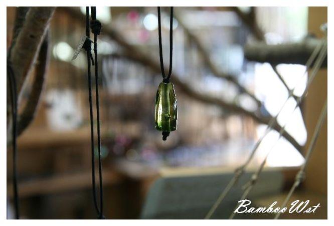 とんぼ玉 Glass Beads