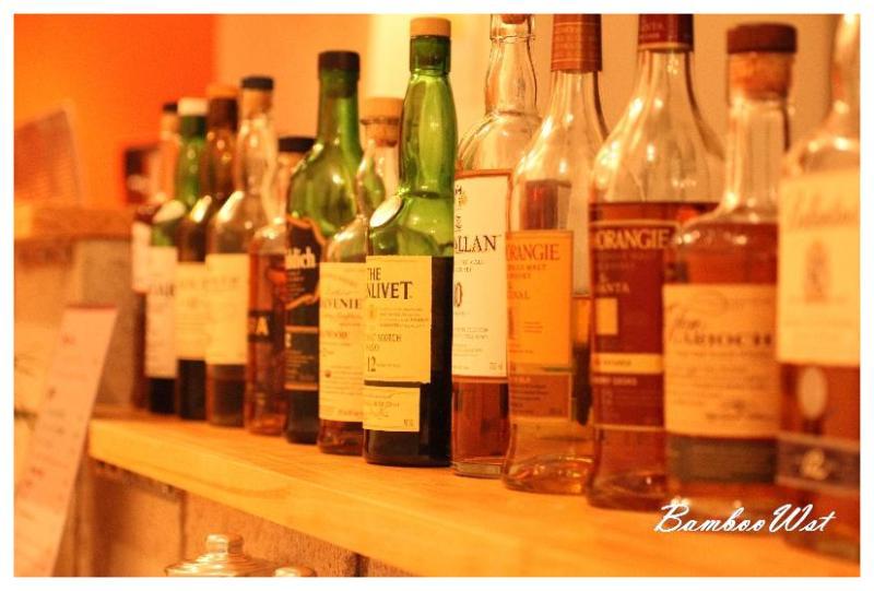Various Bottles