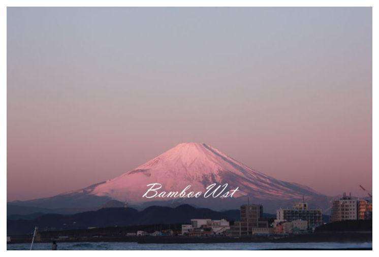 Mt.Fuji in Japan