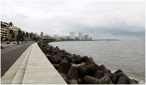 Mumbai City-Marin Lines.