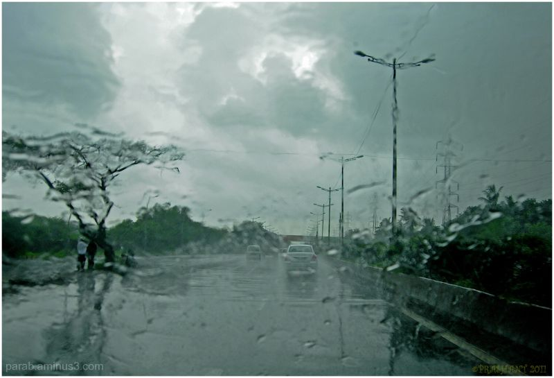 It's Raining....