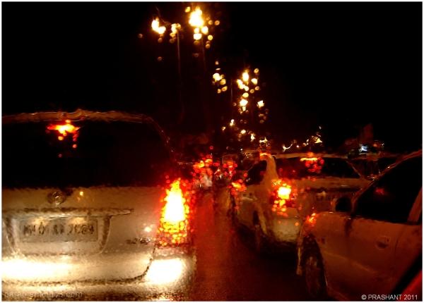 Monsoon Evening.