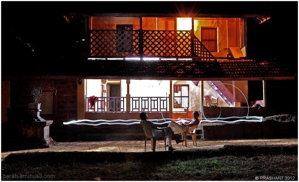 A Rural House...2