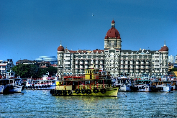 Hotel Taj...Mumabi