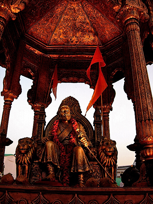 King Shivaji...